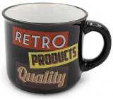 Nekupto Mini hrníček Retro Products Quality 80 ml