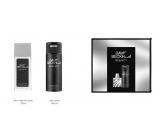 David Beckham Respect parfémovaný deodorant sklo pro muže 75 ml + deodorant sprej 150 ml, dárková sada