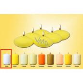 Lima Plovoucí čočka svíčka bílá 50 x 25 mm 6 kusů