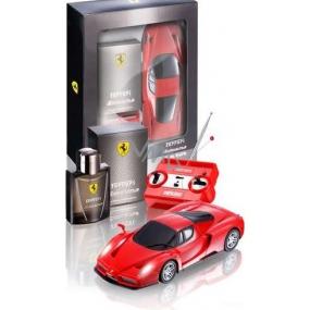 Ferrari Extreme toaletní voda 125 ml + model autíčko, pro muže dárková sada
