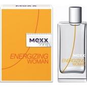 Mexx Energizing Woman toaletní voda 15 ml