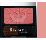 Rimmel London Lasting Finish Soft Colour Blush tvářenka 120 Pink Rose 4,5 g