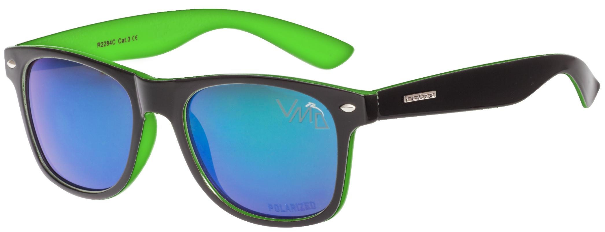 Relax Chau Sluneční brýle R2284C - VMD drogerie e211a5733ef