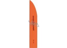 Diva & Nice Pilník na nehty široký Knife se špičkou 17,5 cm 1 kus