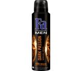 Fa Men Dark Passion deodorant sprej pro muže 150 ml