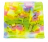 Bomb Cosmetics Confetti Showers - Konfety Přírodní glycerínové mýdlo 100 g