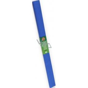 Koh-i-Noor krepový papír č.15/9755 modrý 50 x 200 cm