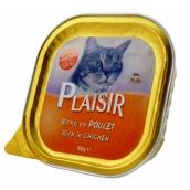 Plaisir Cat Kuřecí vanička 100 g