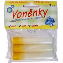 6cb5d83f8 Styl Voněnky do vysavače - osvěžovač vzduchu 3 kusy - VMD drogerie a  parfumerie