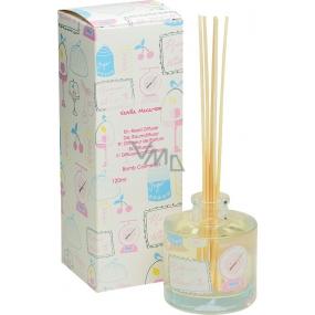 Bomb Cosmetics Sladká vanilka aroma difuzér 120 ml