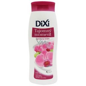 Dixi Tajemný moment sprchový krém s extraktem z orchideje 400 ml