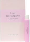 DÁREK Givenchy Live Irresistible Blossom Crush toaletní voda pro ženy 1 ml s rozprašovačem, vialka