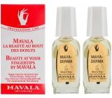 Mavala Mavaderma olej pro po rychlejší růst nehtů 2 x 10 ml