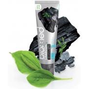 Biomed Charcoal s přírodním černým uhlím zubní pasta 100 g
