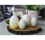 Lima Aromatická spirála Konvalinka svíčka zelená vajíčko malé 40 x 60 mm 1 kus