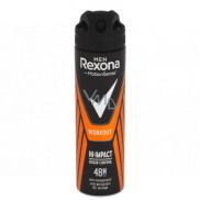 Rexona Men WorkOut Hi-Impact antiperspirant deodorant sprej pro muže 150 ml
