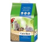 Cats Best ekologické stelivo pro kočky, králíky a malé hlodavce univerzální 5,5 kg