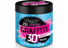 Bielenda Graffiti 3D Strong Keratin gel na vlasy 250 g