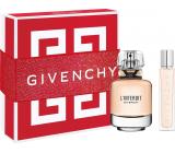 Givenchy L Interdit parfémovaná voda pro ženy 50 ml + parfémovaná voda 12,5 ml cestovní balení, dárková sada