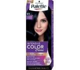 Schwarzkopf Palette Intensive Color Creme barva na vlasy odstín C1 Modročerný