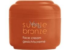 Ziaja Subtle Bronze Face Cream samoopalovací relaxační balzám 50 ml