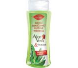 Bione Cosmetics Aloe Vera čisticí odličovací pleťové tonikum pro všechny typy pleti 255 ml