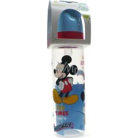 Disney Mickey Mouse Baby kojenecká láhev 3+ 250 ml