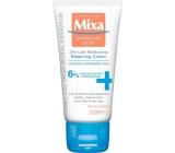 Mixa Moisturizing Balancing Cream lehký vyvažující hydratační krém 6% 50 ml