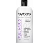 Syoss Full Hair 5 objem a plnost účesu kondicionér 500 ml