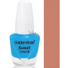 Golden Rose Sweet Color mini lak na nehty 92 5,5 ml