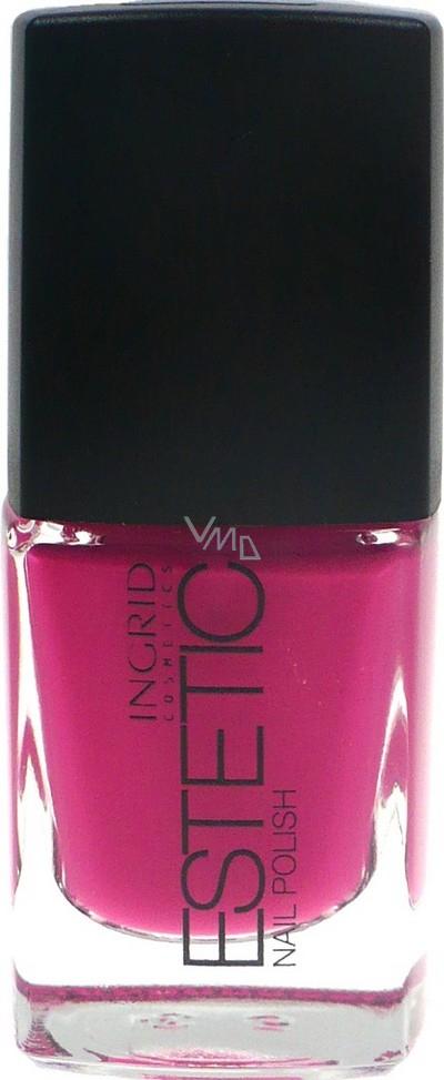 Ingrid Cosmetics Estetic Nail Polish lak na nehty 158 10 ml