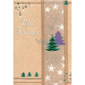 Nekupto Přání k Vánocům Pour Feliciter