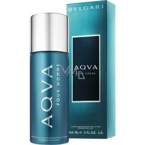Bvlgari Aqva pour Homme deodorant sprej 150 ml