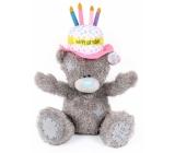 Me to You Medvídek narozeninový klobouk XL 45 cm