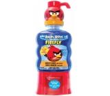 Angry Birds Firefly ústní voda s dávkovačem pro děti 473 ml, expirace 4/2017