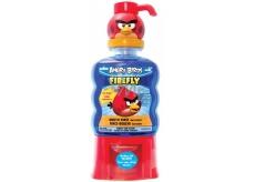 Angry Birds Firefly ústní voda s dávkovačem pro děti 473 ml, expirace 4/2016
