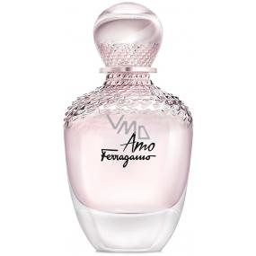 Salvatore Ferragamo Amo Ferragamo parfémovaná voda pro ženy 100 ml Tester
