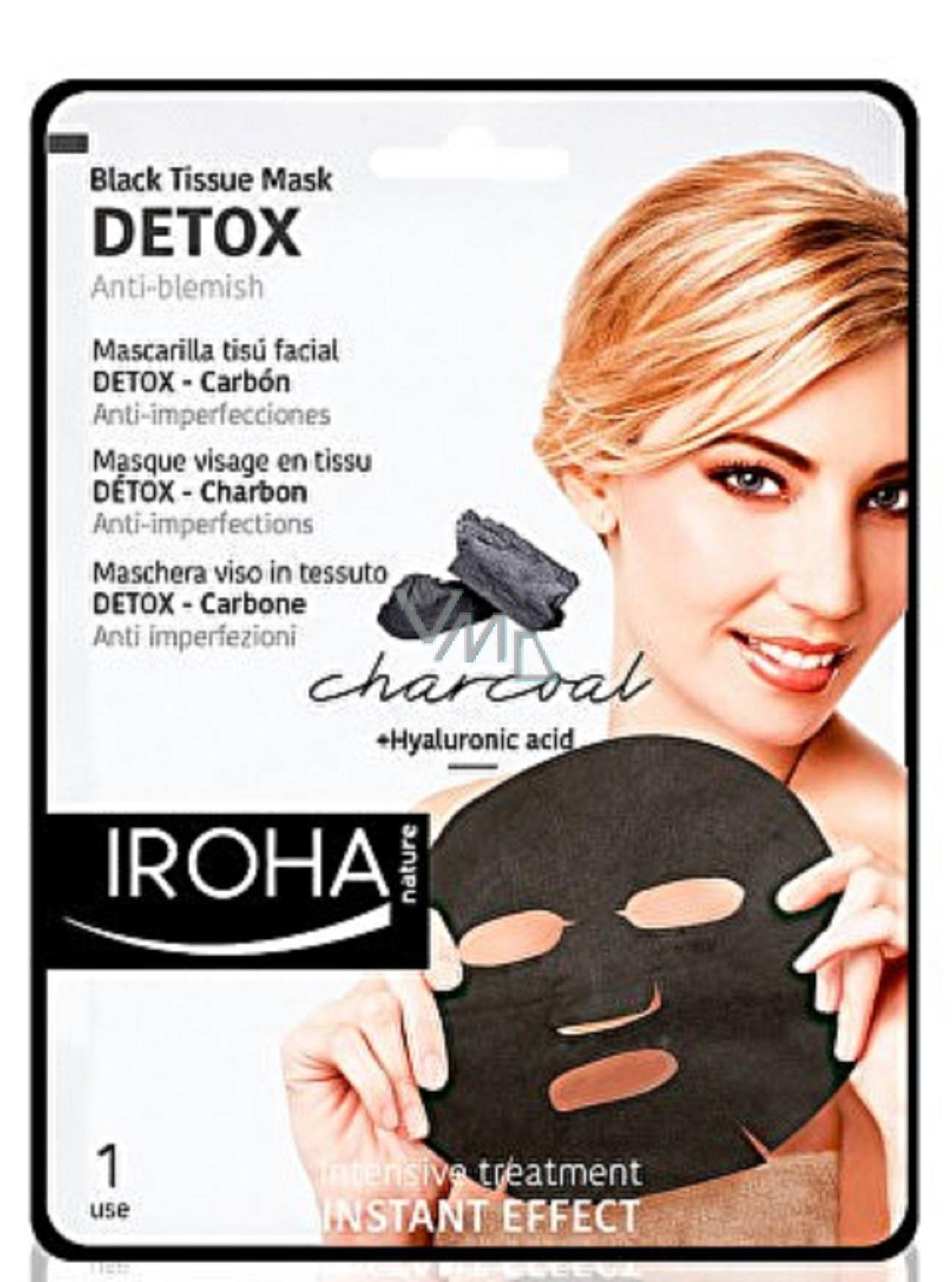 Iroha Detox Tissue Mask 1822