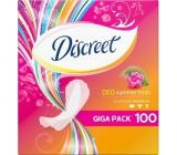 Discreet Deo Summer Fresh multiform slipové intimní vložky pro každodenní použití 100 kusů