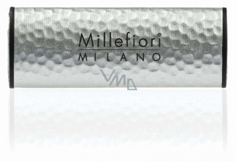 MF.Icon Car Smells Metal Shades / Green Fig & Iris Silver