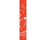 Nekupto Balicí papír červený 70 x 150 cm 917 30