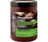Dr. Santé Macadamia Hair Makadamový olej a keratin maska na oslabené vlasy 1 l