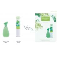 Chanson d Eau Original toaletní voda 100 ml + deodorant sprej 200 ml dárková sada pro ženy