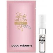 Paco Rabanne Lady Million Empire parfémovaná voda pro ženy 1,5 ml s rozprašovačem, vialka