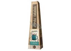 Bohemia Gifts & Cosmetics Horká extra jemná výběrová čokoláda K narozkám 30 g