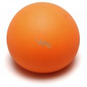 EP Line Antistresový míček svítící ve tmě světle oranžový 6,5 cm