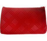 Etue Hranatá koženková červená 20 x 11,5 x 1,5 cm 70160