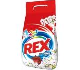 Rex 3x Action Japanese Garden Color prací prášek 60 dávek 4,5 kg