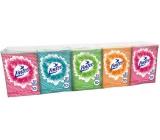 Linteo Mini papírové kapesníčky 3 vrstvé 10 x 10 kusů