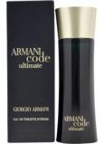 Giorgio Armani Code Ultimate Intense toaletní voda pro muže 50 ml